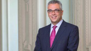 Carlos Izquierdo, Consejero de Políticas Sociales y Familia de la Comunidad de Madrid