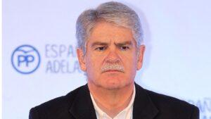 Alfonso Dastis, ministro de Asuntos Exteriores del Gobierno de España