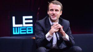 Emmanuel Macron, exasesor económico del Presidente François Hollande