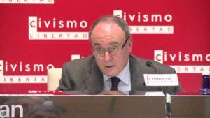 Luis Linde, gobernador del Banco de España