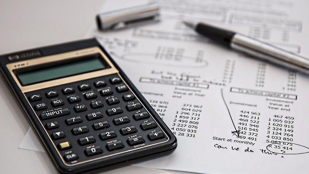 Contabilidad Cuentas Calculadora