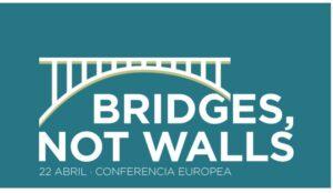 """Fuente: Movimiento """"Puentes, no muros""""."""