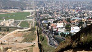 Frontera México - EEUU