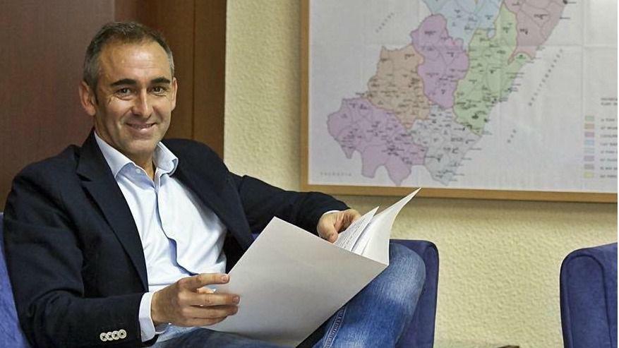 Miguel Barrachina, portavoz de Fomento del Partido Popular en el Congreso