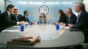Comité de Dirección del PP
