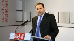 José Luis Ábalos, Diputado en las Cortes Generales por Valencia