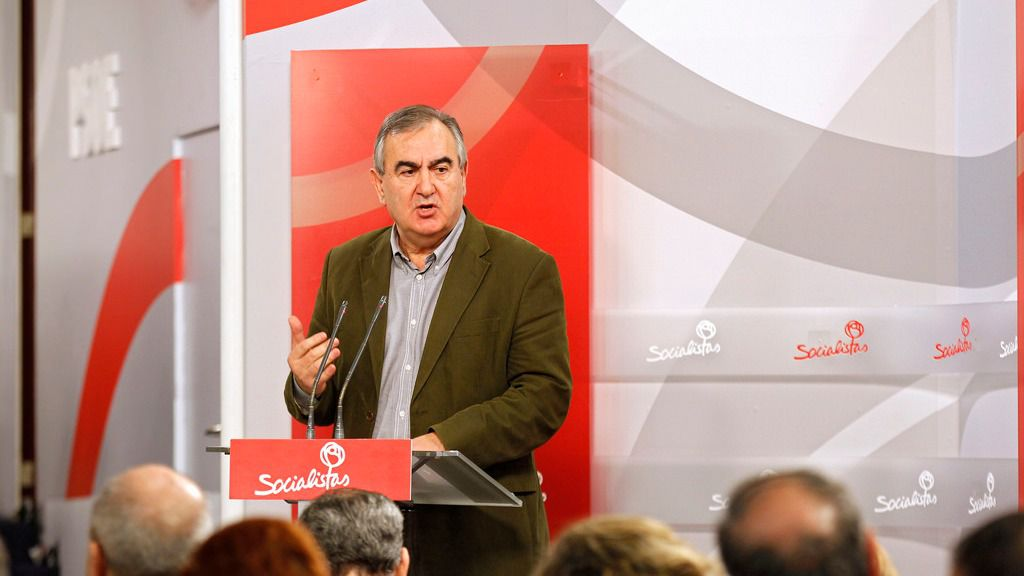 Rafael González Tovar, líder del PSOE de Murcia