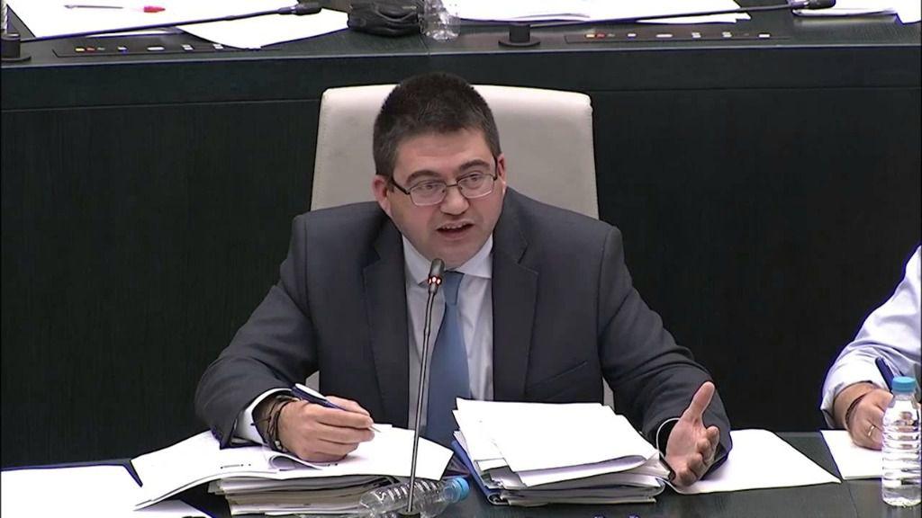 Carlos Sánchez Mato, concejal de Economía del Ayuntamiento de Madrid