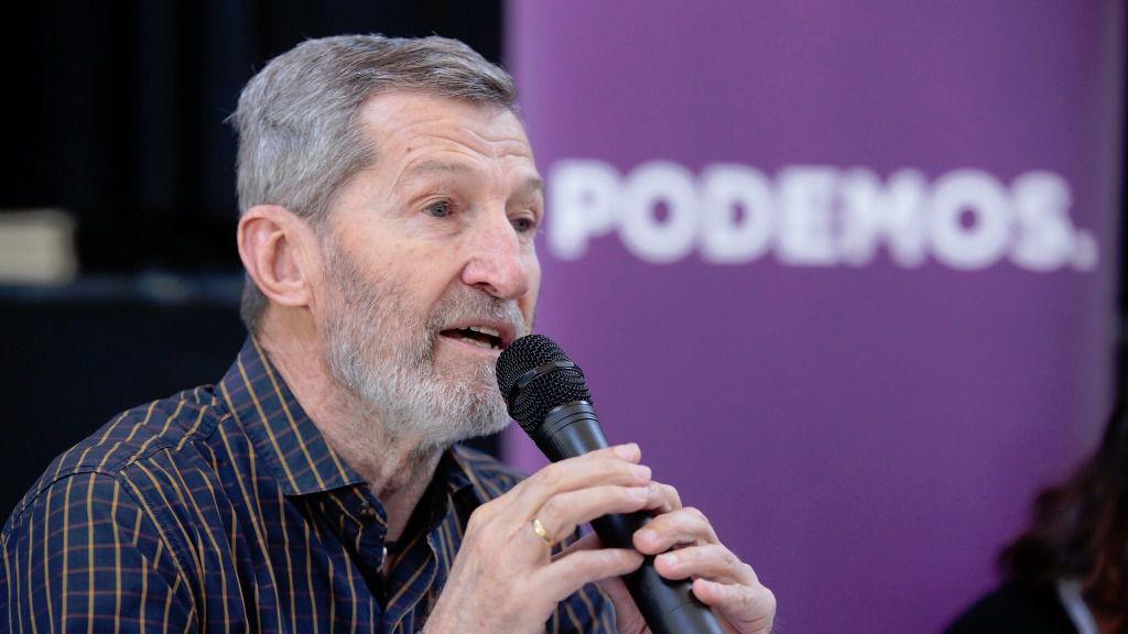 Julio Rodríguez, ex jefe del Estado Mayor de la Defensa