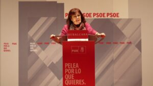 Cristina Narbona, exministra de Medio Ambiente