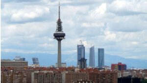 Torre Espana pirulí tve tv rtve