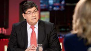 Diego Valderas, exvicepresidente de la Junta y exlíder de IU Andalucía