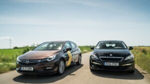 Ope y Peugeot