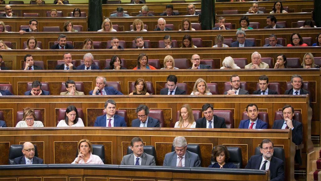 Diputados del Partido Popular