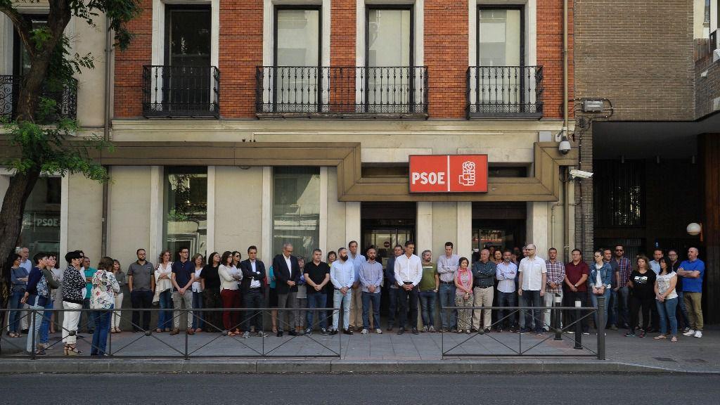 PSOE sede