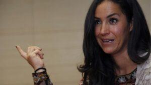 Begona Villacis, portavoz de Ciudadanos en el Ayuntamiento de Madrid