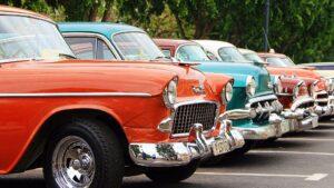 Cuba La Habana coches