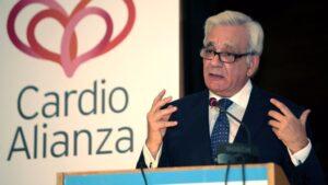 Jesús Sánchez Martos, consejero de Sanidad