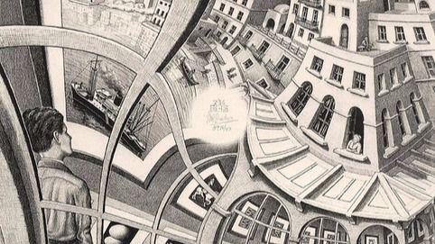 Cuadro de Maurits Escher