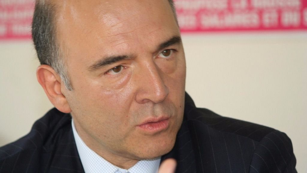 Pierre Moscovici, comisario eurepeo de asuntos económicos