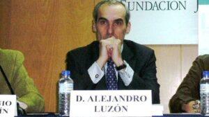 Alejandro Luzón, jefe de anticorrupción