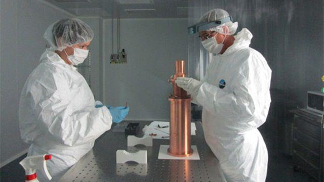 Laboratorio de Canfranc