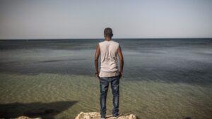 Jamal, de 23 años, somalí.