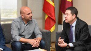 José García Molina y Emiliano García-Page