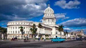 Cuba La Habana capitolio