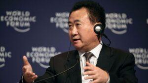 Wang Jianlin, presidente de Dalian Wanda Group