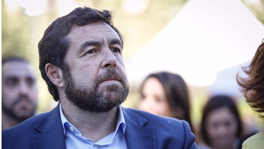 Miguel Gutiérrez, diputado de Ciudadanos en el Congreso