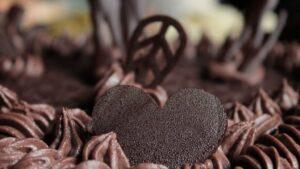 Chocolate corazón