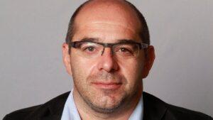Lluís Guinó, vicepresidente del Parlament
