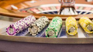 Ruleta de un casino