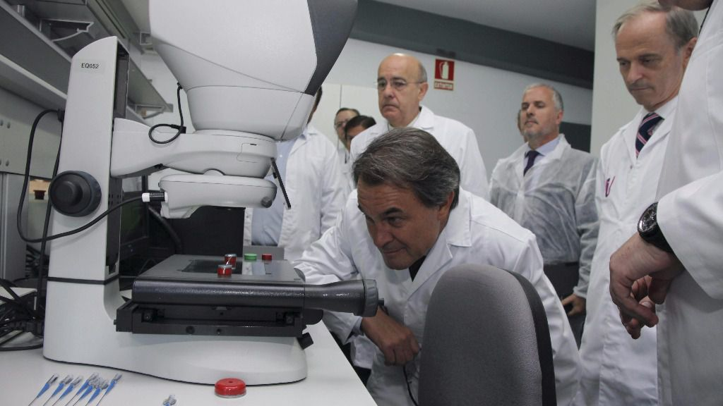 Artur Mas, expresident de la Generalitat.