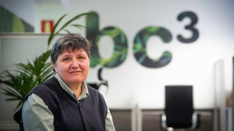 María José Sanz, directora del BC3