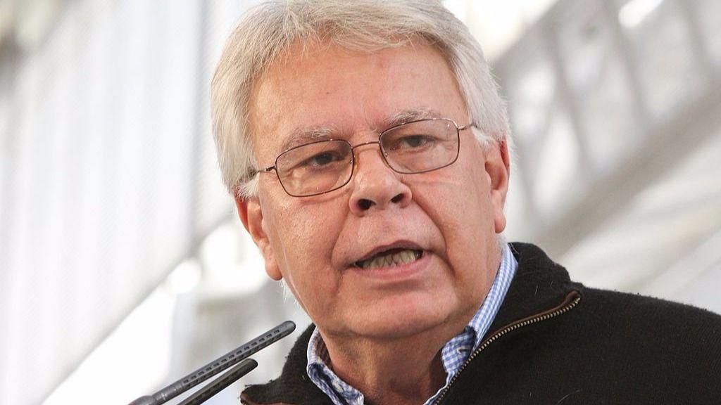Felipe González, expresidente del Gobierno