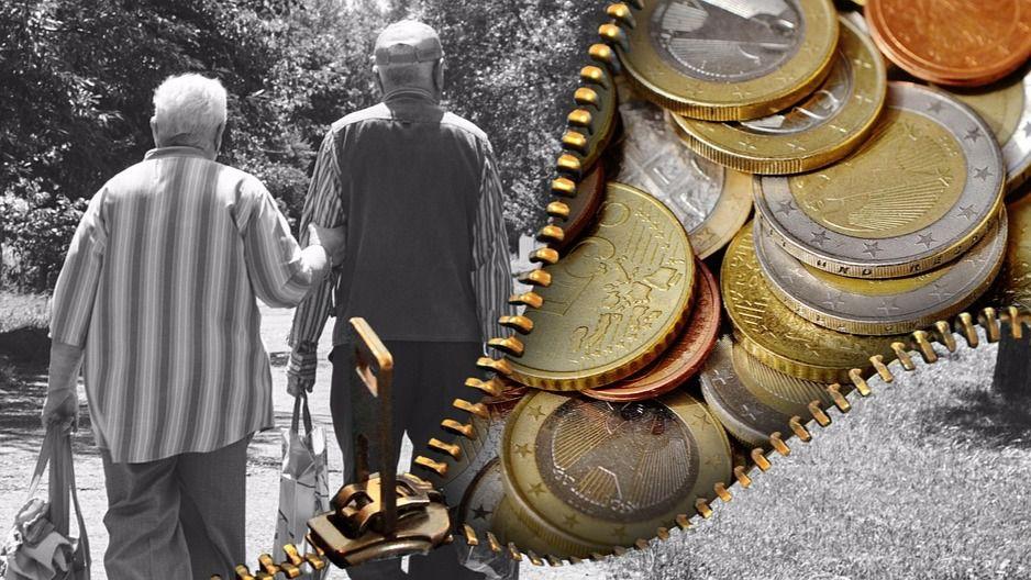 Jubilados euros