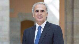 Enrique Ruiz Escudero, nuevo consejero de Sanidad de la Comunidad de Madrid