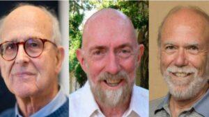 Los físicos estadounidenses Rainer Weiss, Kip S. Thorne y Barry C. Barish han sido galardonados con el Premio Nobel de Física 2017
