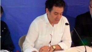 Álex Ramos, vicepresidente de la Societat Civil Catalana