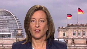 Ulrike Demmer, viceportavoz del Gobierno de Alemania