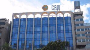 Sede de la CAM