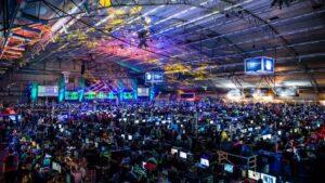 Dreamhack, gamers, esports