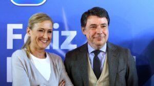 Cristina Cifuentes e Ignacio González
