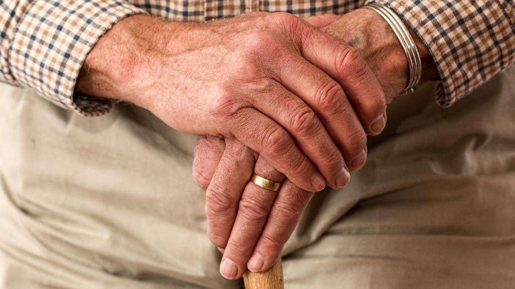 Jubilado persona mayor jubilacion