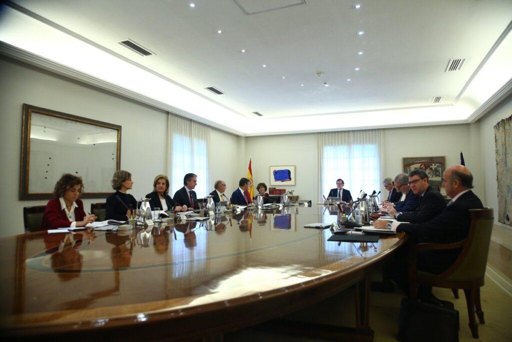 Consejo de Ministros, 2017
