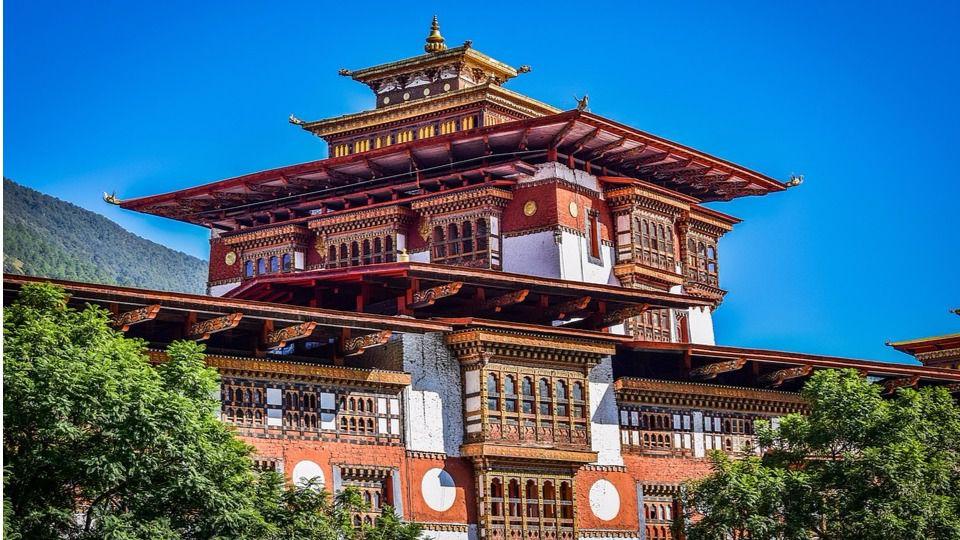 Palacio, Bután