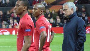 Partido del Manchester United