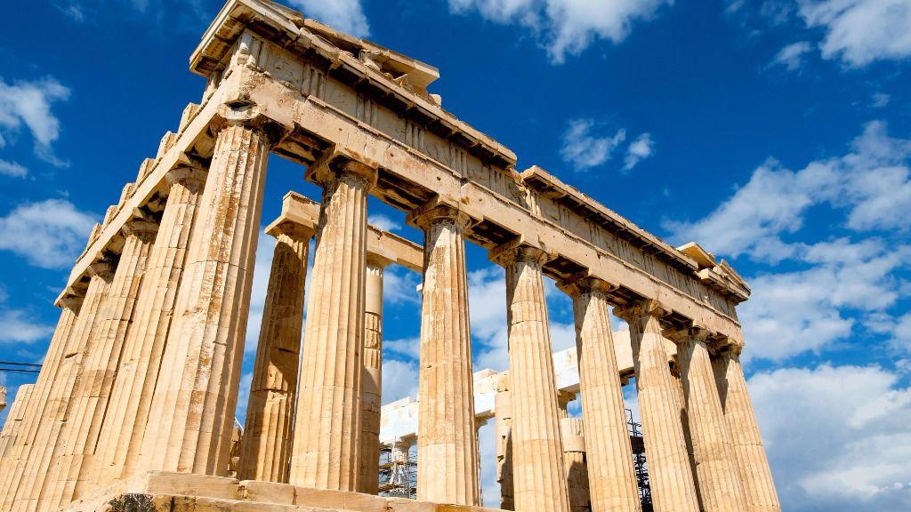 Partenón grecia